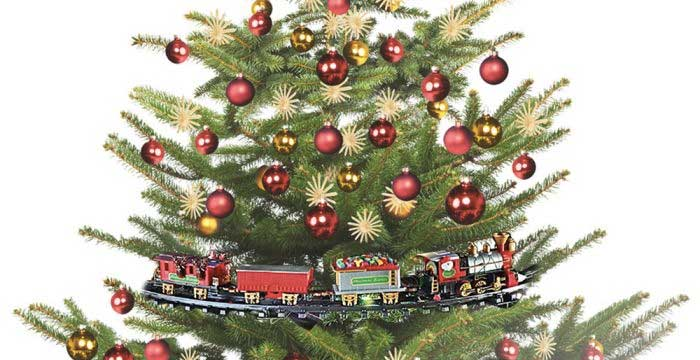 Symbolfoto Weihnachtsbaum - Gadgets 2017 zu Nikolaus und Weihnachten