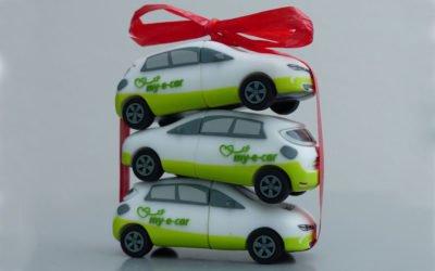 my-e-car wird drei: 27 Mal elektrisch um die Welt