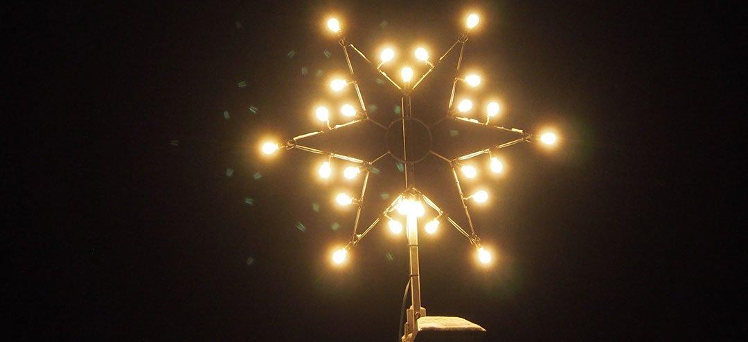 Ein Stern ist aufgegangen …