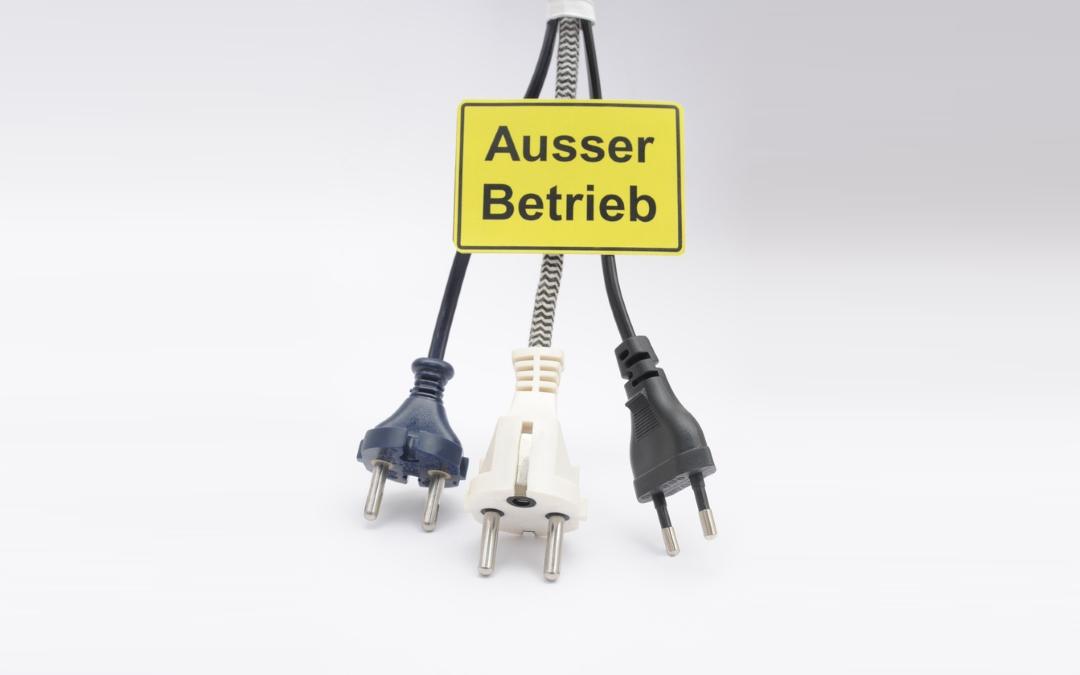 Landjäger, Licht, Leguan: Was tun beim Stromausfall?