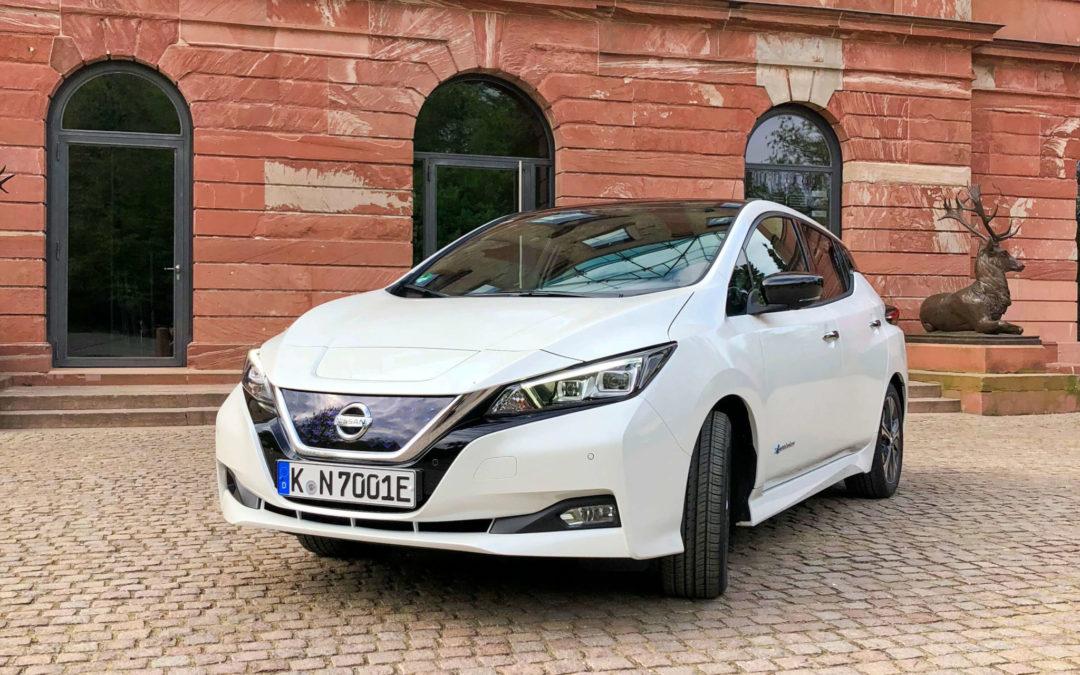 Der Nissan Leaf 2 – Der Erbe