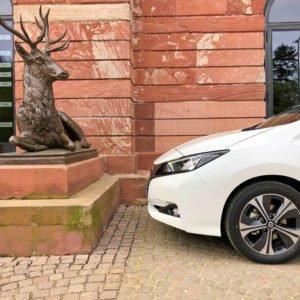 Gefälligeres Design beim neuen Nissan Leaf
