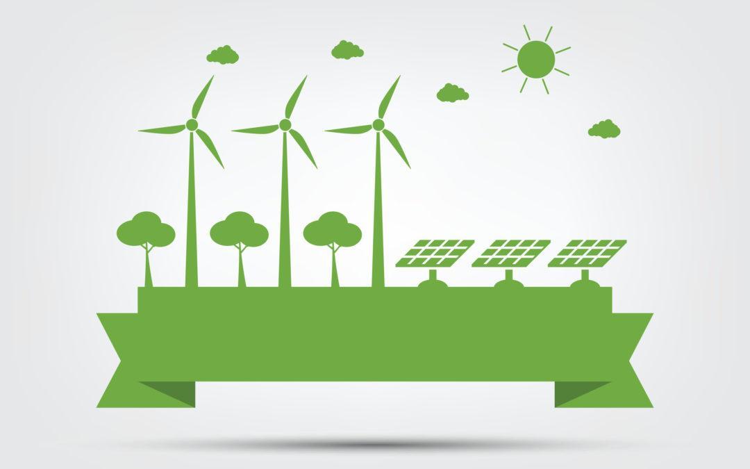 Anteil erneuerbarer Energien steigt auf 65 Prozent