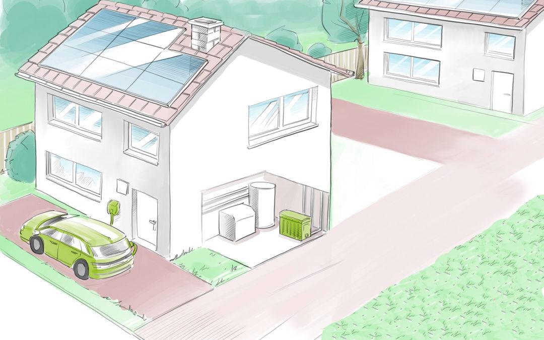 Solarstromspeicher – Pro und Kontra