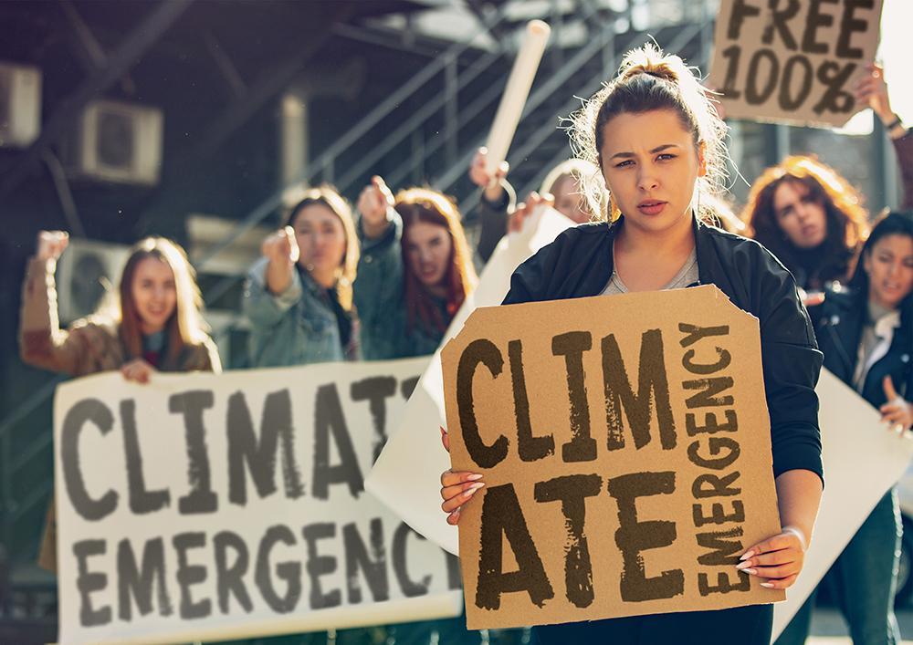 Klimaschützer benutzten den Begriff Climate Emergency zuerst in Australien.