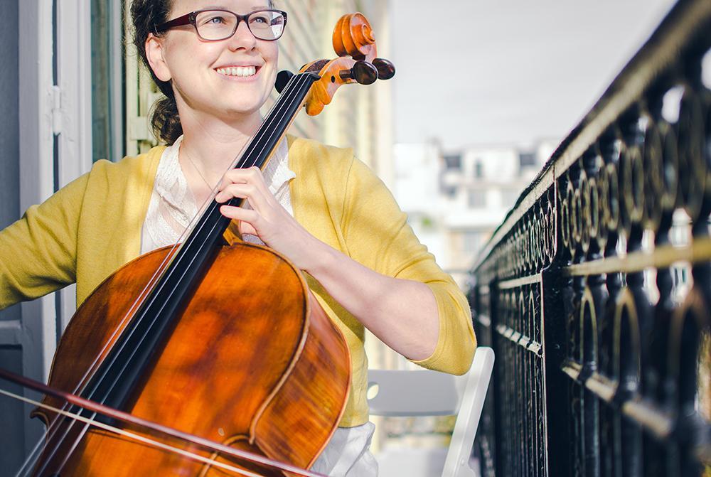 Musik erleichtert Quarantäte während Corona