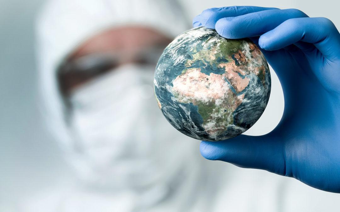 Corona und Klima: Was bedeutet die Pandemie für die Umwelt?