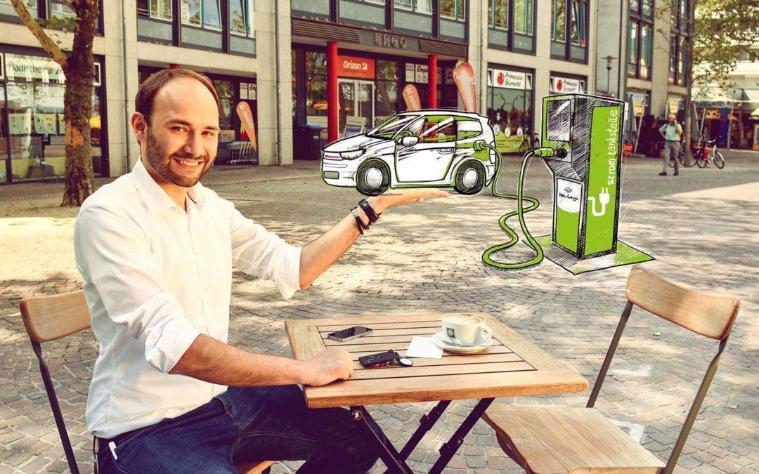 Umweltbonus fürs E-Auto: So geht's