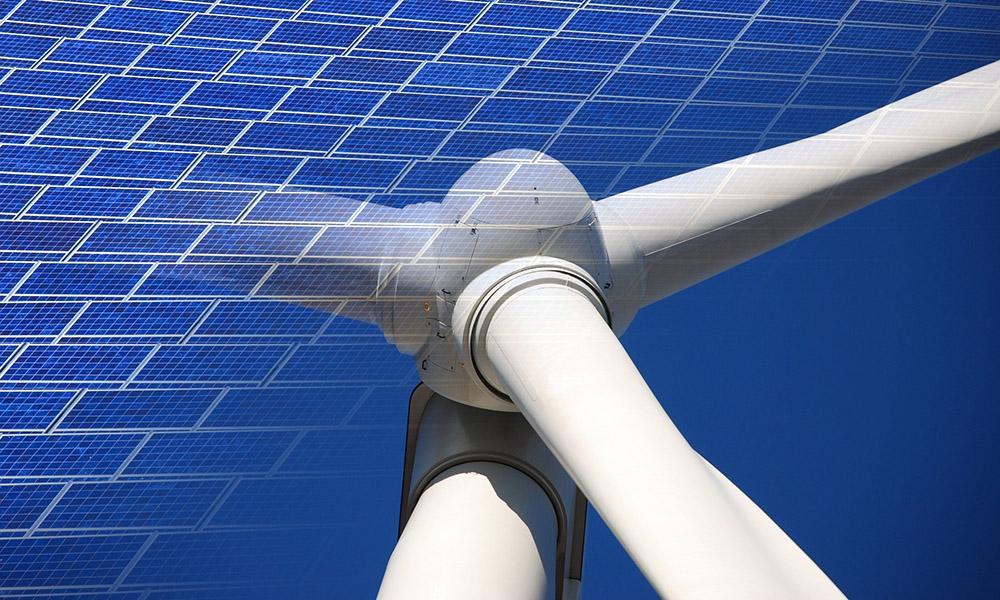 PV und Windenergie müssen ausgebaut werden, um das Klimaziel 65 Prozent erneuerbare Energien zu erreichen.