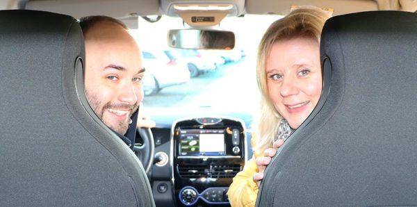 E-Auto fahren mit Umweltbonus