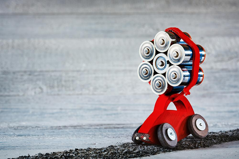 Umweltbonus für E-Autos