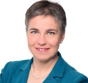 Dr. Katrin Dziekan, Fachgebietsleiterin Umwelt und Verkehr beim Umweltbundesamt. Bild: Studioline Photography