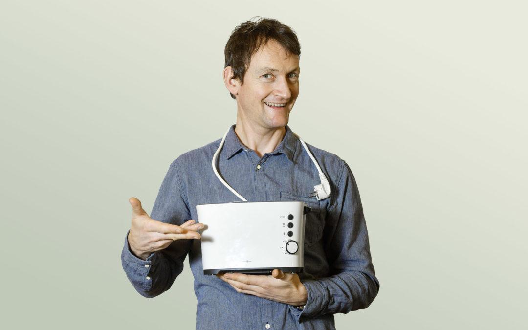 Haushaltsgeräte früher und heute: Wer erfand den Toaster?