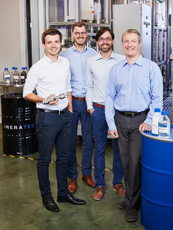 Power-to-Liquid macht aus Strom Öko-Diesel