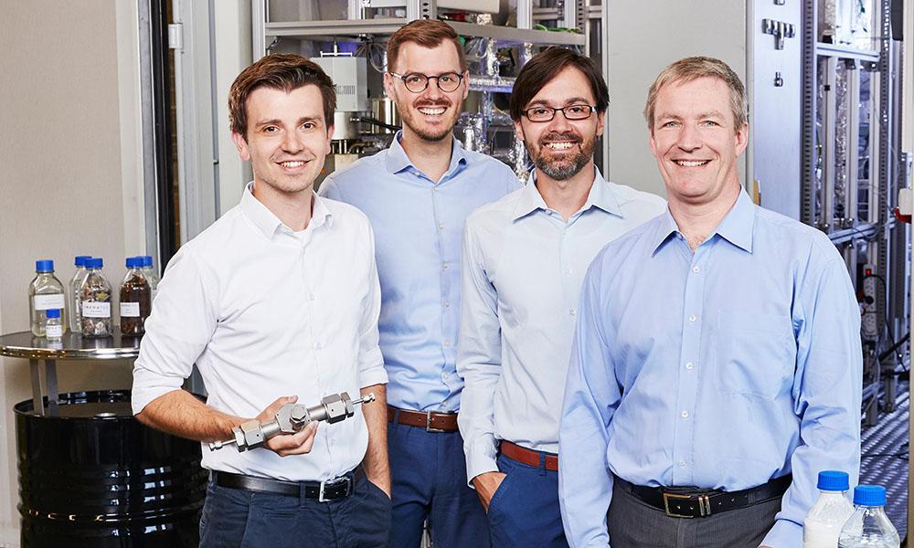 Power-to-Liquid: Ist synthetischer Kraftstoff die Zukunft?