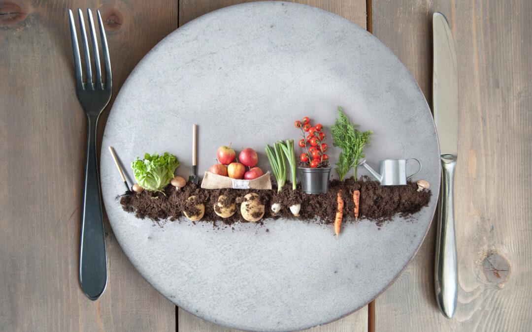 Heute auf dem Speiseplan: Klimaschutz