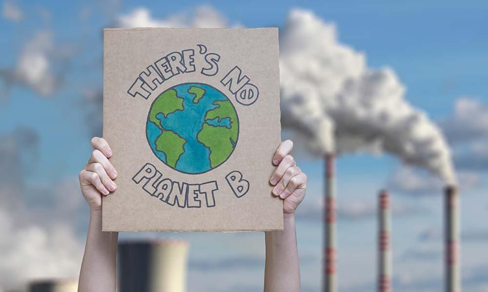 Die Klimadebatte hat nichts gegen den Klimawandel bewirkt.