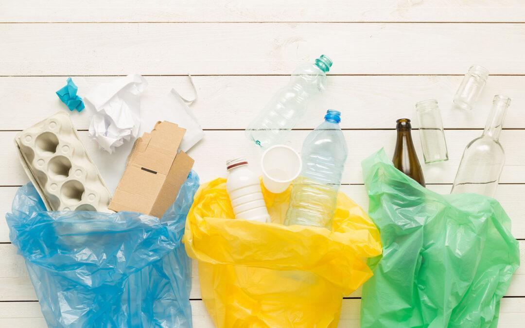 Tipps, wie wir Müll richtig trennen