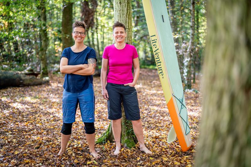Myriam und Anne von LiteVenture