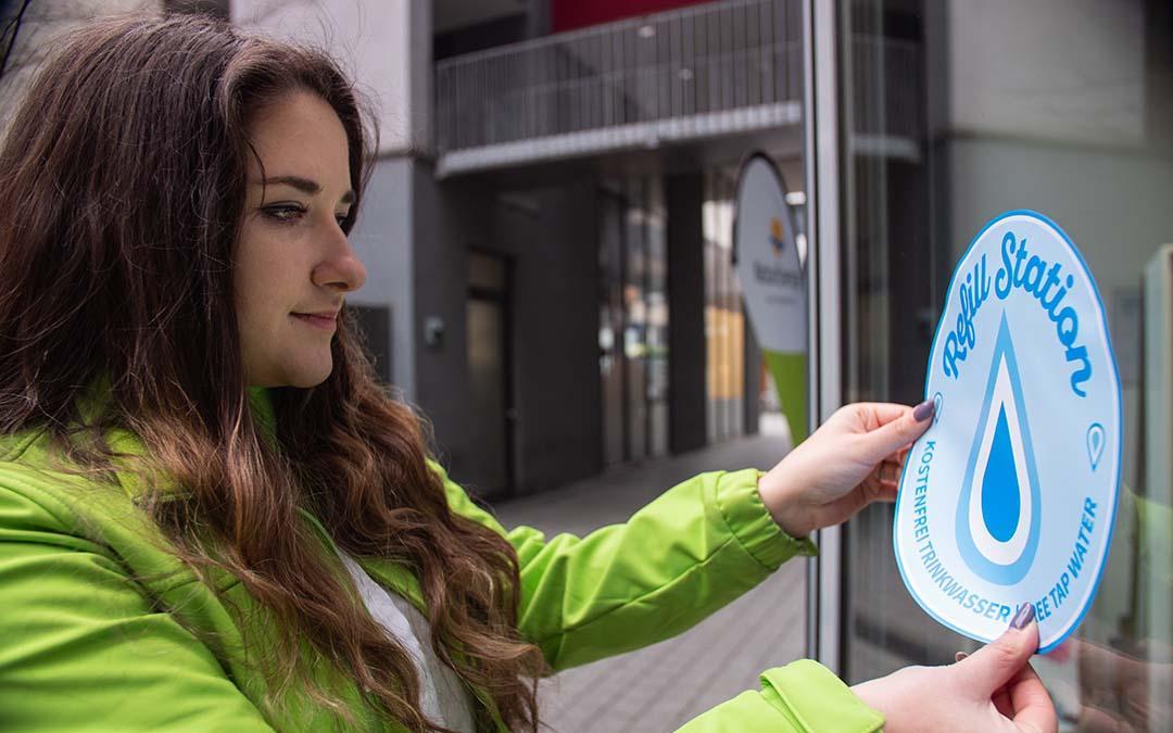Refill Deutschland: Leitungswasser gegen Plastikmüll