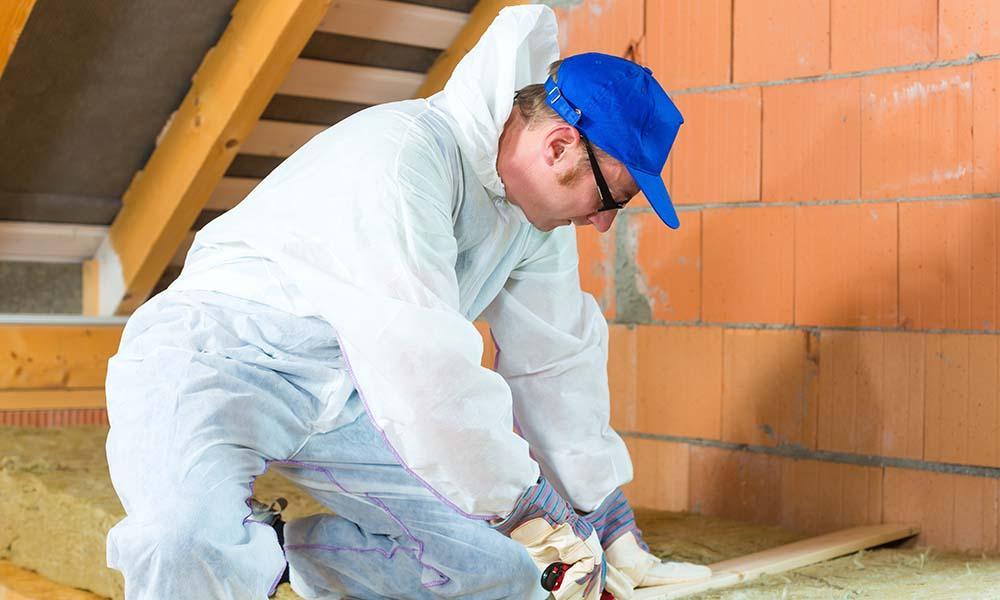 Dachboden dämmen und Heizkosten sparen