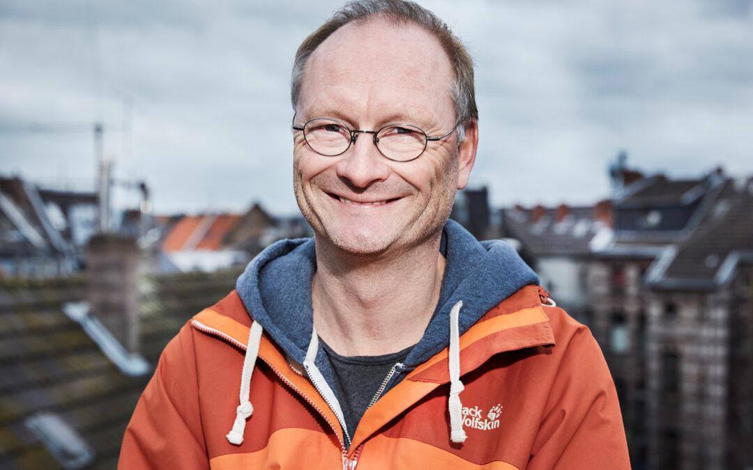 """Wetterexperte Sven Plöger: """"Die Atmosphäre fängt an uns zu wecken"""""""
