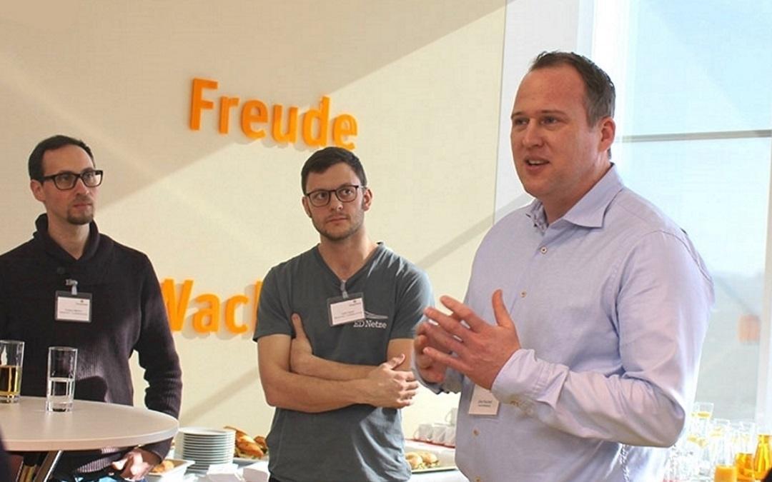 Chefwechsel bei der Energiedienst-Gruppe: Jörg Reichert übernimmt den Vorsitz