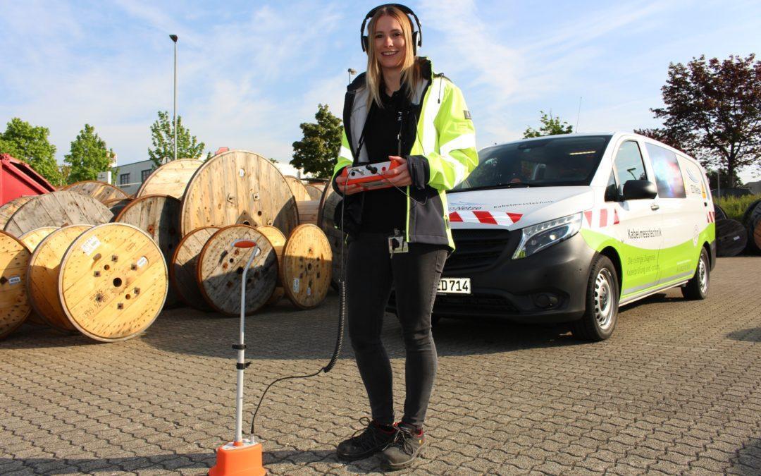 Der Kabelmesswagen – Ein Fahrzeug für alle Fälle