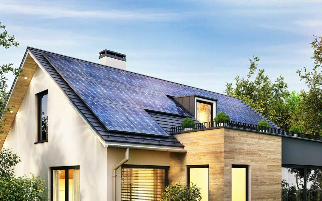 Für jedes Dach gibt es eine geeignete Photovoltaikanlage