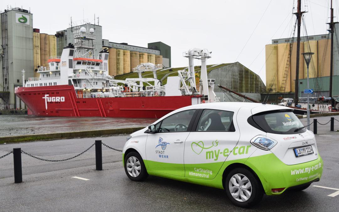 Im E-Auto entschleunigen: Auf in den Norden