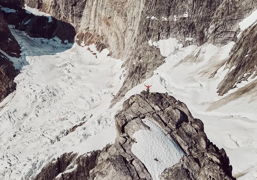 Grönland Klettern