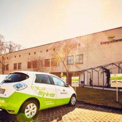 Carsharing Energiedienst