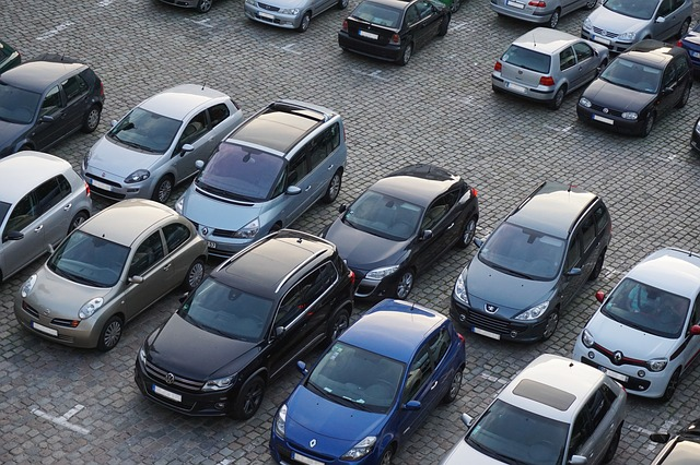 Carsharing als Firma: Parkplatz