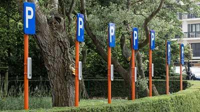 Carsharing Parkplatz