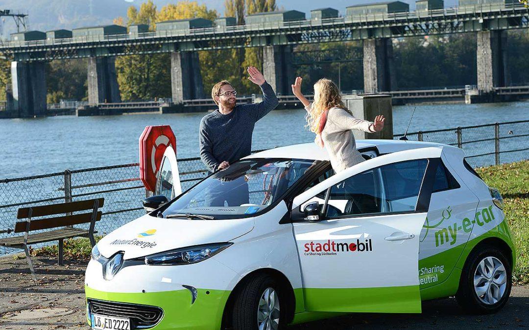 Wie Unternehmen mit Carsharing sparen können
