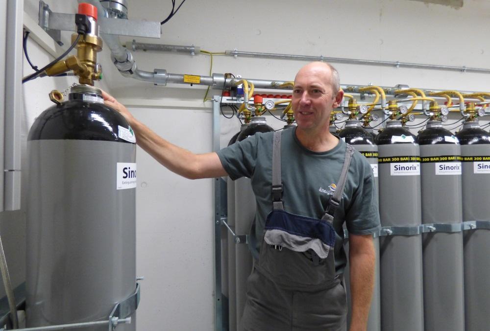 Energiedienst Blog: 5 Fragen an Oliver Fritsche