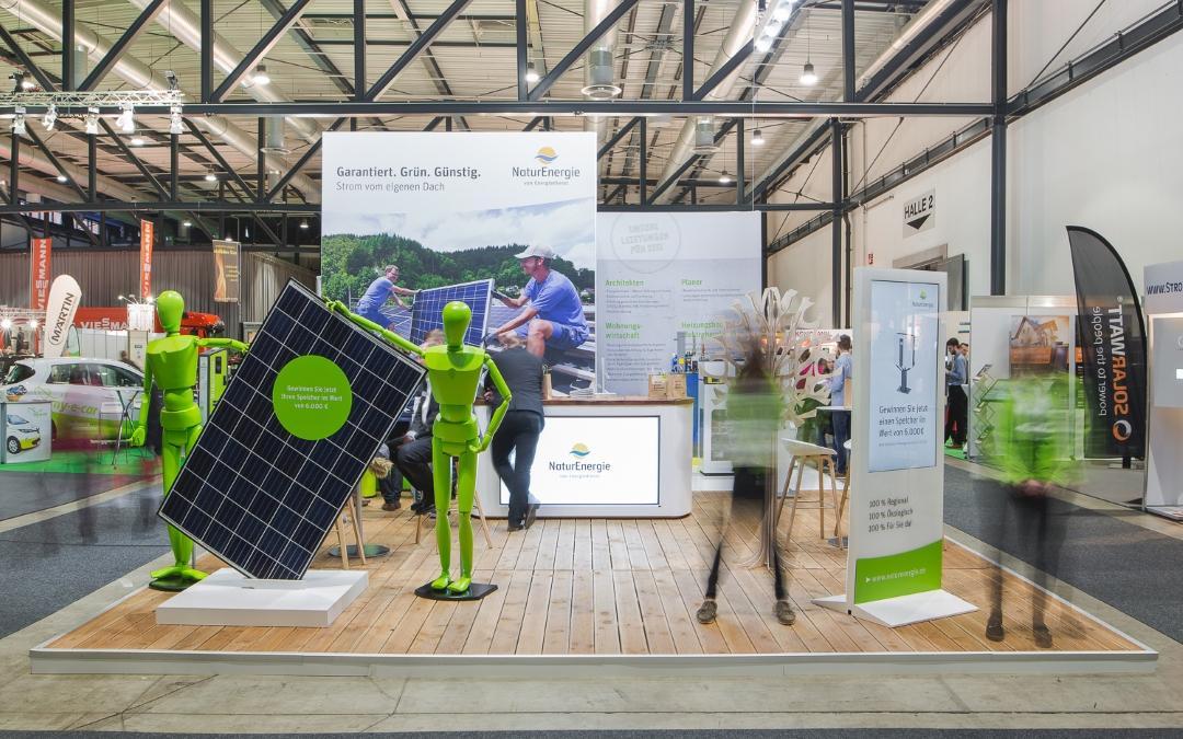 Energiewelt der Zukunft: Neues von e-world, GETEC und ie 2019