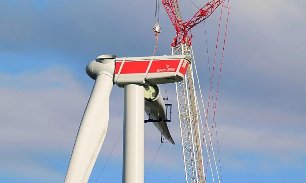 Windkraft ist die wichtigste Quelle erneuerbarer Energien, die auf 65 Prozent steigen sollen.