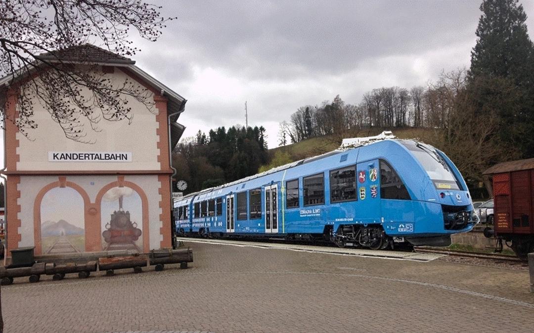 Wasserstoff für die neue Kandertalbahn