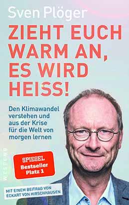 Buchcover von Sven Plögers Buch über den Klimawandel
