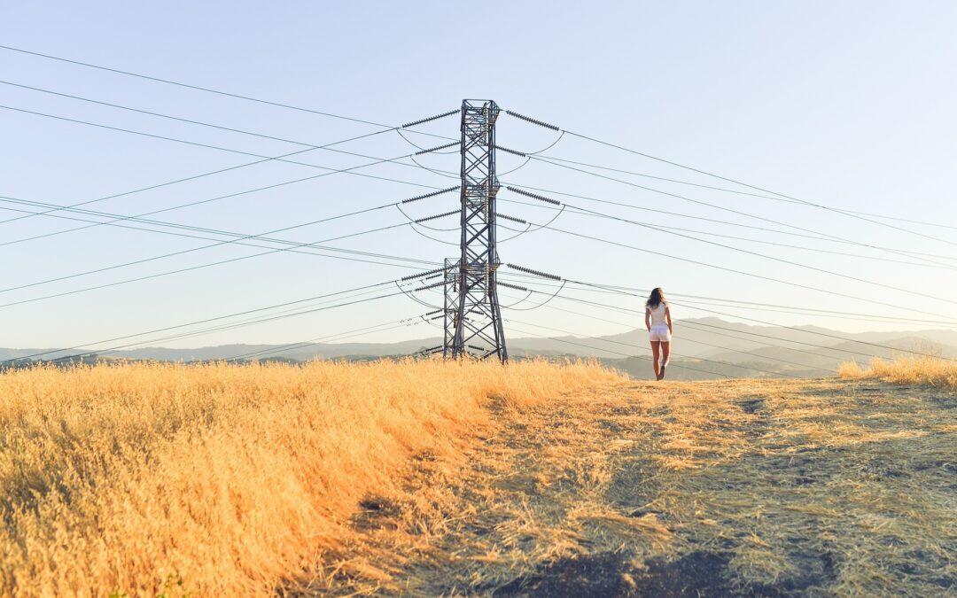 Stromverbrauch Stromproduktion